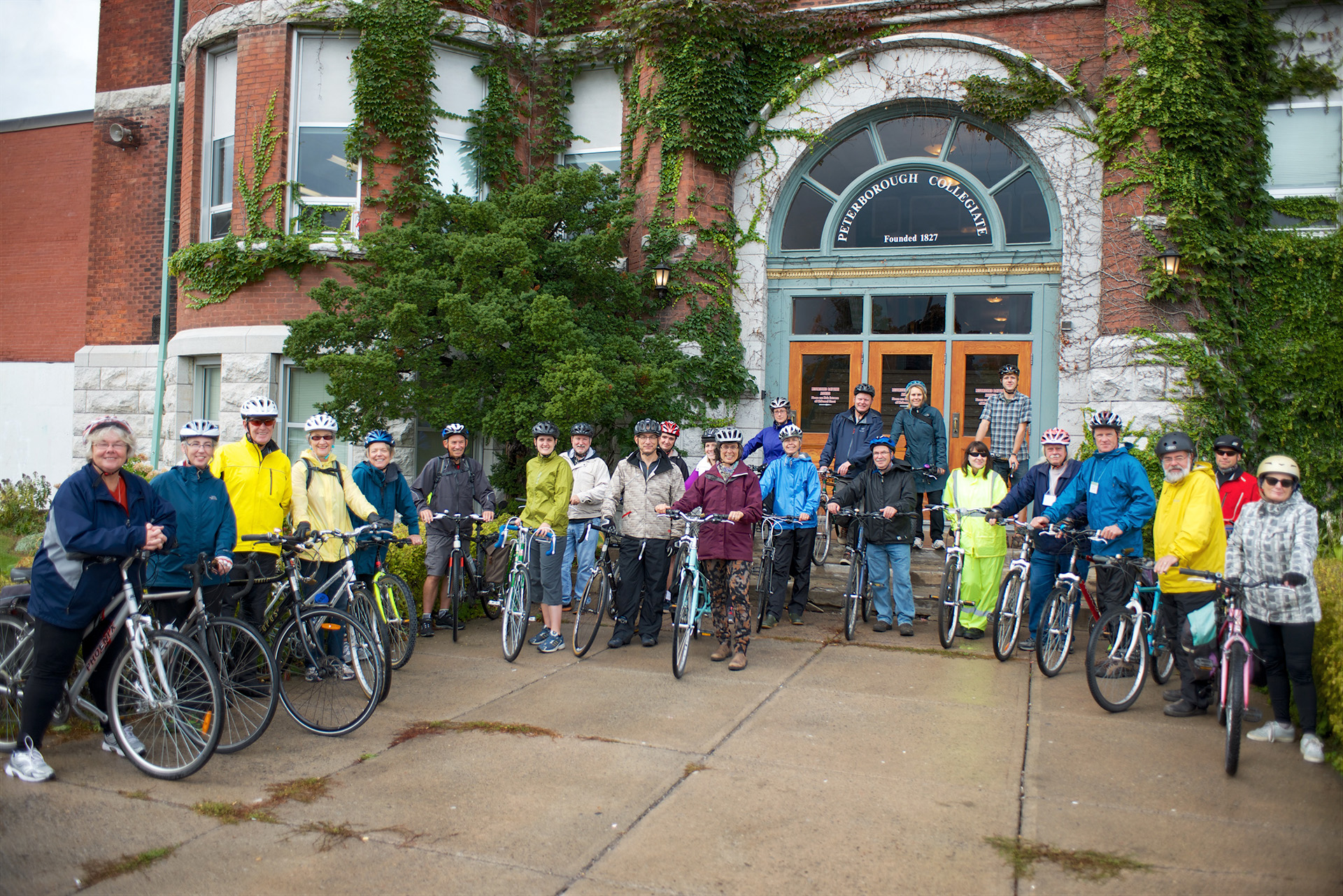 MORNING CYCLING TOUR GROUPS