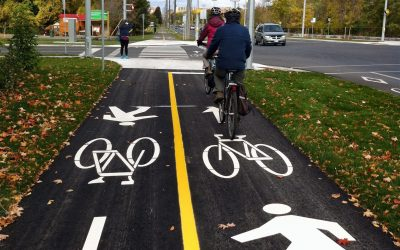 Cycling Infrastructure and Peterborough